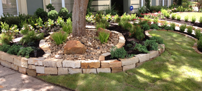 Landscape Design U0026 Lawn Care Services Houston | J.B. Landscape Design